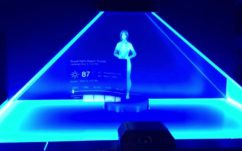 Windows 10 : Cortana est devenue un hologramme grâce à ce bricoleur, en vidéo