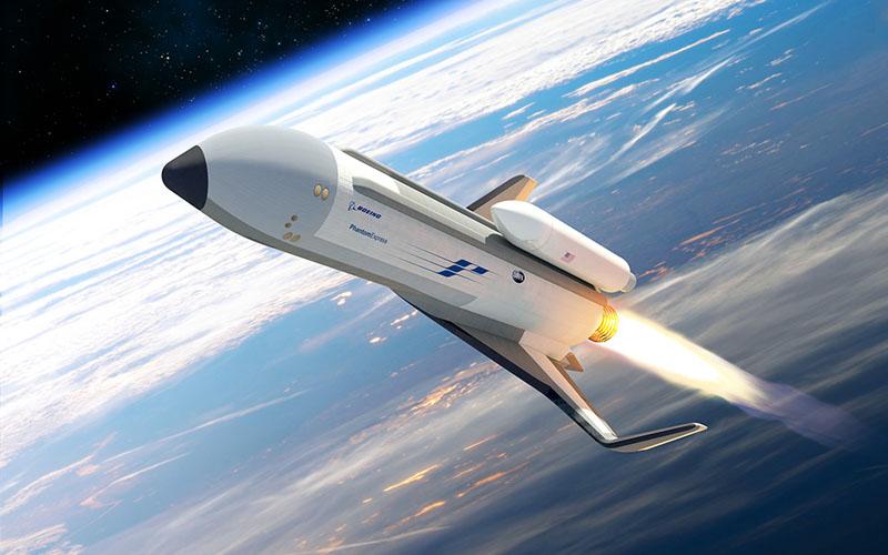darpa avion espace x-37b