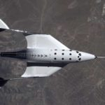 feather virgin galactic touristes espace