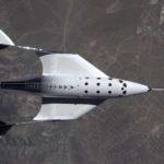 Virgin Galactic teste son étonnant système pour ramener les touristes de l'espace, en vidéo