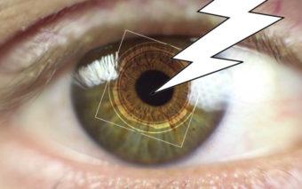 Galaxy S8 : le scanner d'iris est si peu sécurisé qu'une photo d'oeil suffit à le berner, en vidéo