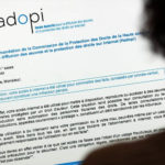 hadopi loi telechargement illegal abrogee