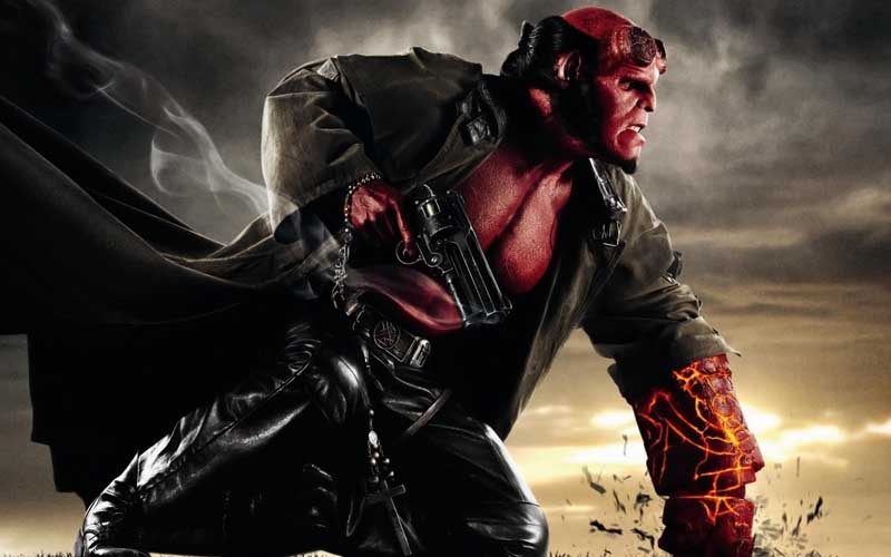 Un reboot sans Guillermo del Toro en préparation — Hellboy