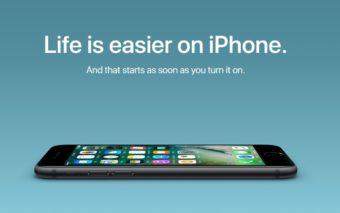 iPhone vs Android : Apple promet de vous simplifier la vie dans une série de publicités, en vidéo