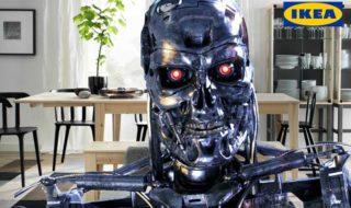 Ikea voudrait mettre de l'Intelligence Artificielle dans ses meubles !