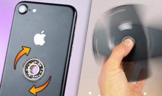 iPhone 7 version Hand Spinner : nouvelle séance de torture à la perceuse, en vidéo