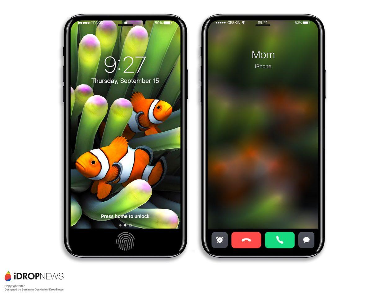 iphone 8 bas ecran amoled touchid-1