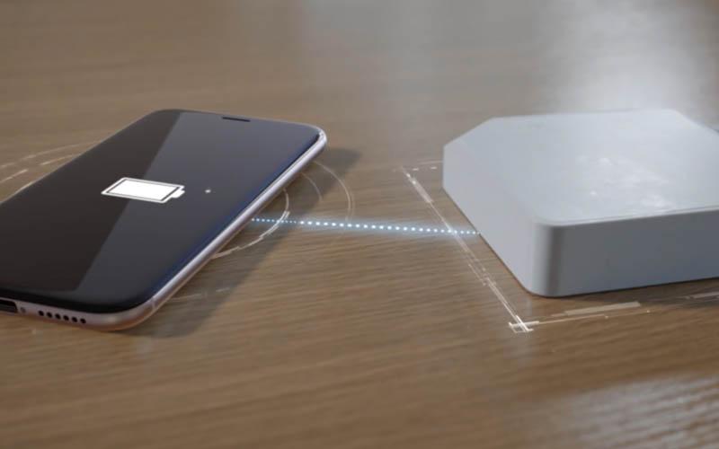 iphone 8 concept recharge sans fil