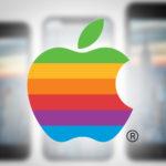 iphone 8 ecran immense apple