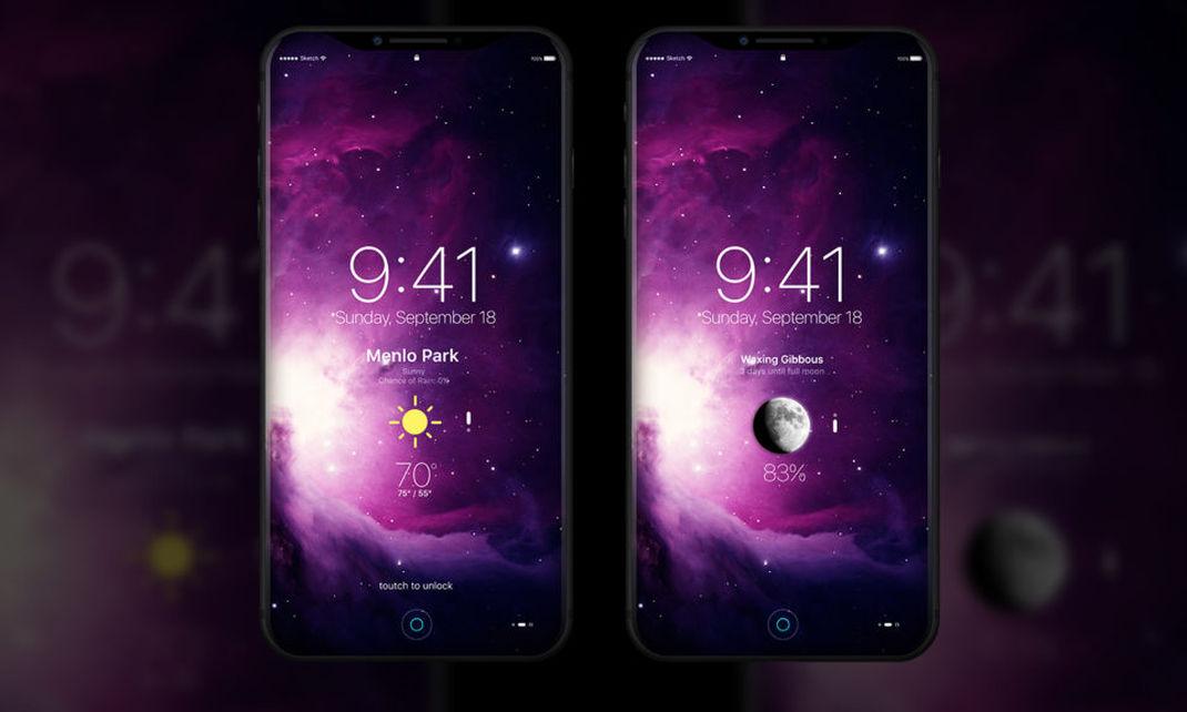 iphone 8 rendus ios 11