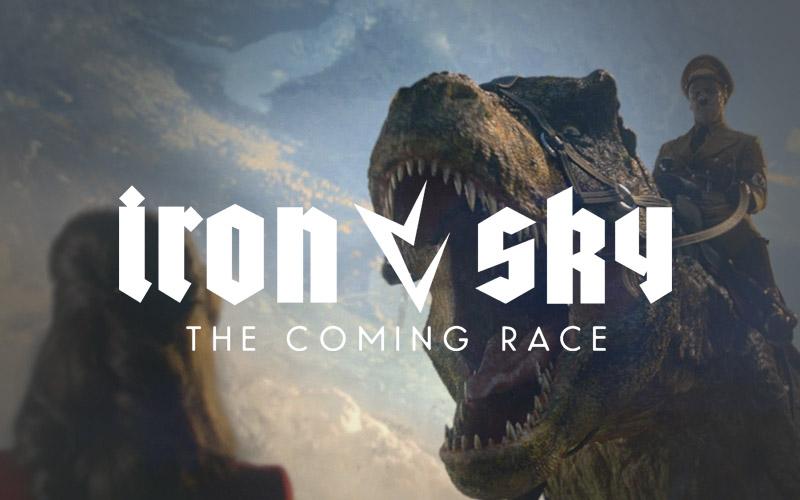 [Vidéo] Bande-annonce d'Iron Sky The Coming Race