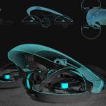 jo 2020 toyota voiture volante