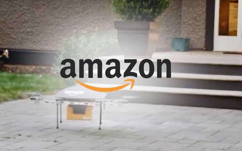 livraison par drone amazon prime air