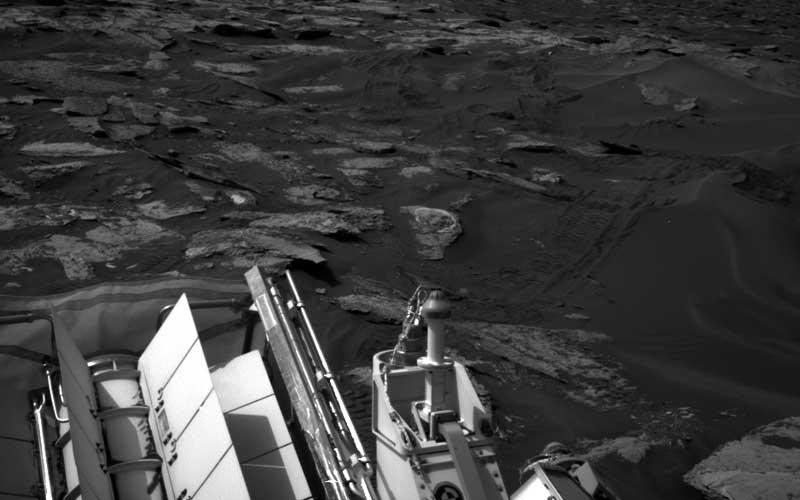 mars crane alien ufologues