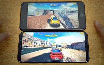 Les meilleurs smartphones 2017 pour les jeux vidéo mobile