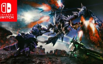 Monster Hunter XX sera sur Nintendo Switch : Capcom annonce le portage du jeu