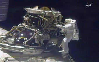 ISS : deux astronautes sortent en direct de la station internationale, suivez le streaming vidéo live