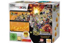 Bon plan : Nintendo New 3DS + Dragon Ball Z + Bravely Defaut + Pokemon X à 139.99 €