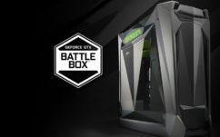 Nvidia Battlebox : avec leur CPU AMD Ryzen surpuissant, ces PC 100% gamer signent la fin du règne d'Intel