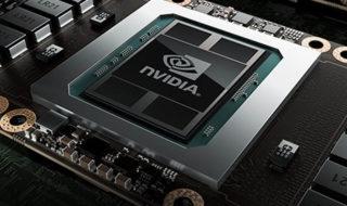 Nvidia dévoile son GPU GV100 surpuissant orienté IA, jusqu'à 120 TFLOPS !