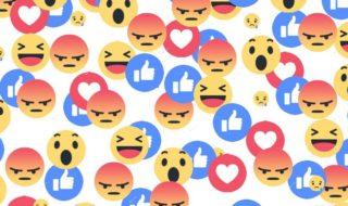 Facebook : les réactions s'invitent désormais dans les commentaires