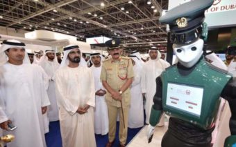 Robocop : la police de Dubai se dote de robots pour faire payer les PV