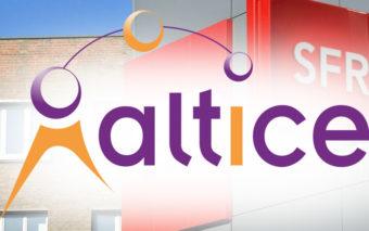 SFR change de nom pour devenir Altice d'ici juin 2018