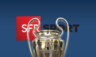 SFR Sport s'empare des droits TV de la Ligue Europa et de la Ligue des Champions