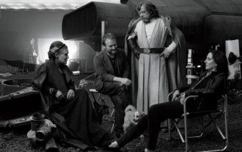 Star Wars 8 : découvrez les nouveaux personnages dans ces photos du tournage