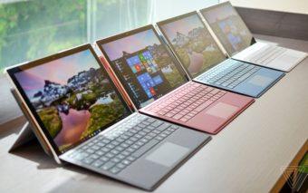 Surface Pro officielle : Microsoft dévoile une nouvelle tablette 2-en-1 survitaminée