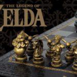the legend zelda jeu echecs craquer