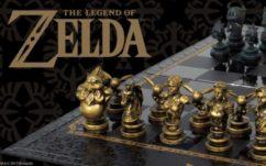The Legend of Zelda : ce jeu d'échecs officiel va vous faire craquer !