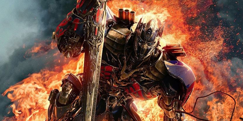 The Last Knight, bande-annonce numéro 3 — Transformers
