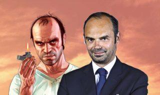 GTA 5 : Edouard Philippe ressemble à Trevor, les gamers s'inquiètent