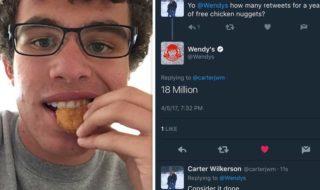 twittos bat record retweets nuggets