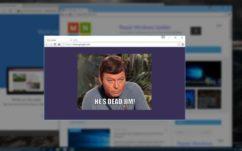 Windows 10 : Chrome aiderait les hackers à voler votre mot de passe utilisateur