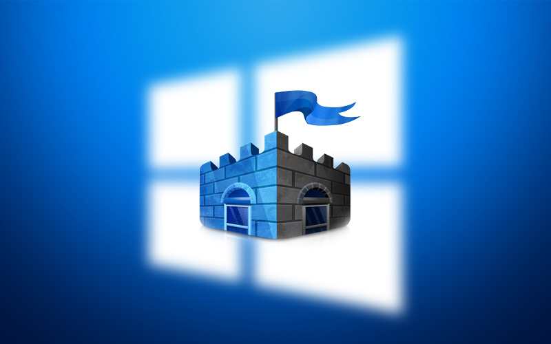 windows defender faille critique