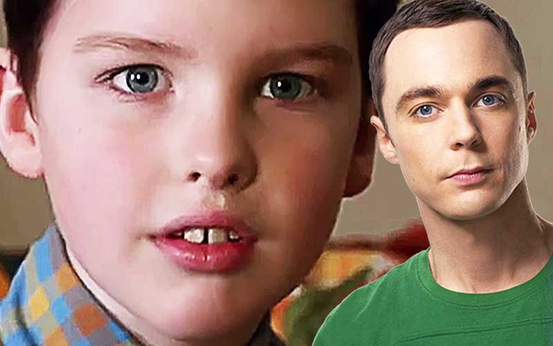 young sheldon sheldon cooper big bang theory