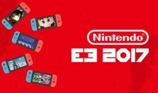 Nintendo spotlight 2017