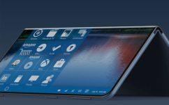 Surface Phone : ce concept incroyable de smartphone à écran pliable va beaucoup vous plaire, en photos