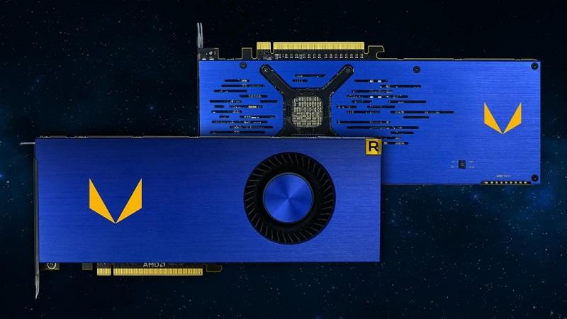 AMD radeon frontier edition