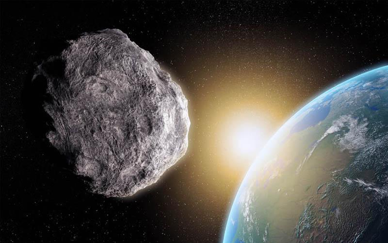 La Terre serait à nouveau menacée par deux énormes cailloux — Astéroïdes