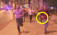 Attentat de Londres : cette photo d'un londonien bière à la main a enflammé twitter