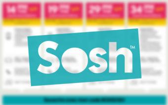 Bon plan forfait Sosh mobile + abonnement Livebox: 15€ de réduction par mois pendant 1 an