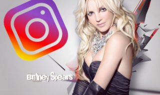 britney spears instagram hack