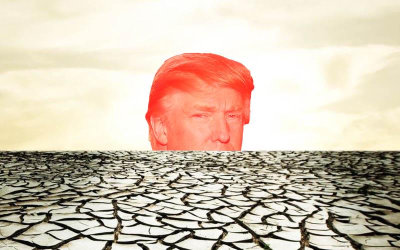 climat trump