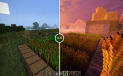 Minecraft 4K vs original : comparaison en images des deux versions, on dirait presque un autre jeu !