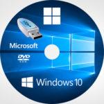 disque lecteur recuperation systeme windows 10