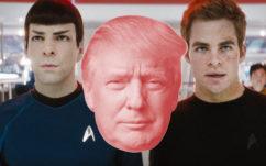 Donald Trump confond Star Wars et Star Trek devant un acteur de Star Trek, tollé sur Twitter !