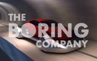 Elon Musk et The Boring Company pourraient bientôt percer leurs premiers tunnels high-tech